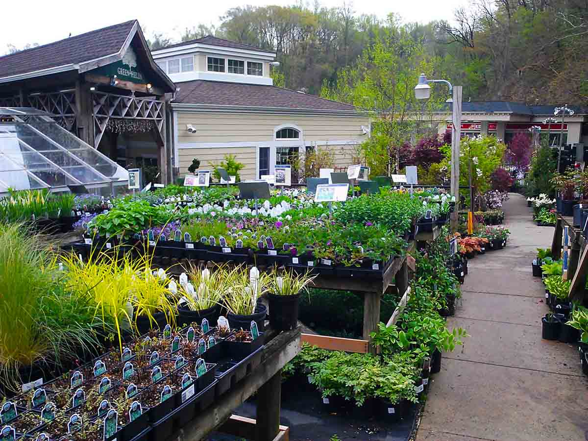 Green Fields Nursery & Landscaping Company