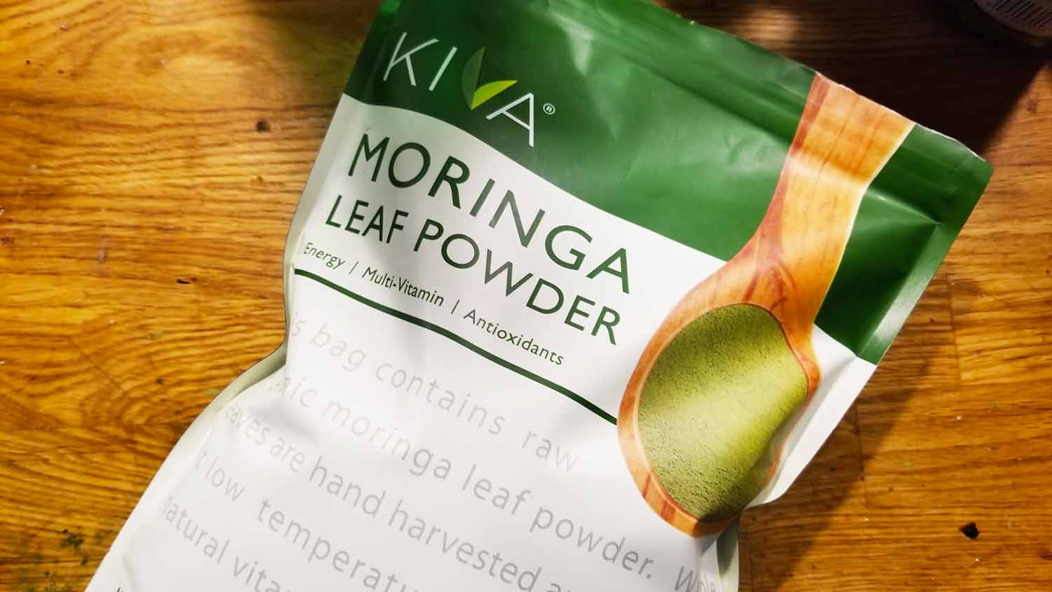 The Amazing Health Benefits Of Moringa Leaf Powder